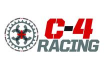 C-4 Racing banner