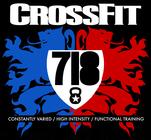 CrossFit 718 banner