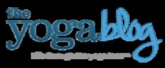 The Yoga Blog banner