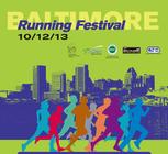 RPEMS Baltimore Running Festival Challenge banner