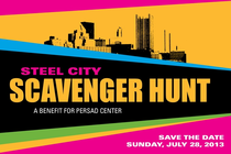 Steel City Scavenger Hunt banner