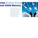 Pledge-a-Penny to end Child Slavery