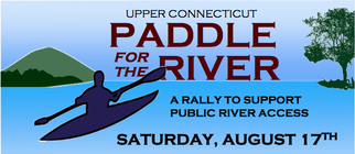 Paddle For The River banner