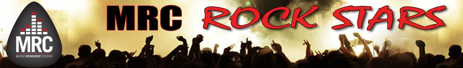 MRC Rock Stars! banner