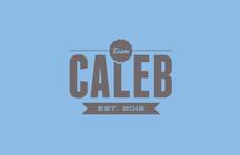 Team Caleb banner