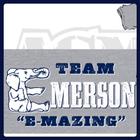 "Team Emerson: ""E-Mazing"" banner"