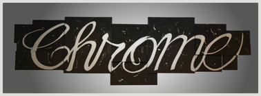 Chrome Salon banner