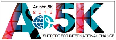 Arusha 5K 2013 Fundraising Team! banner