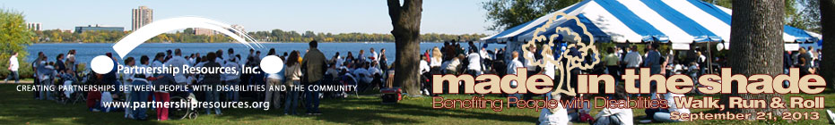Made in the Shade 2013 banner