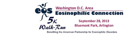 WAEC 2nd Annual 5k Walk/Run - 2013 banner
