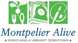 Montpelier Alive Board of Directors banner