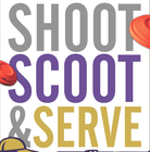 Shoot, Scoot, Serve 2013 banner