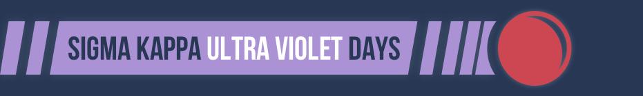 Ultra Violet Days 2013 banner