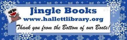 Jingle Books Individual Fundraising Team banner