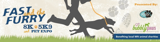 CAN DO CANINES - Fast and the Furry 2014 banner