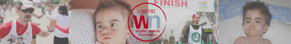 Wylder Nation - PF Changs Rock 'n' Roll Marathon 2014 banner