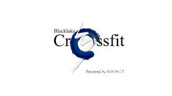 Black Lake CrossFit banner