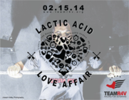 Primal Fitness having a Lactic Acid Love Affair banner