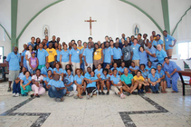 2014 Medical Mission Team banner