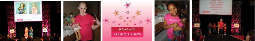 American Girl Models 2014! banner