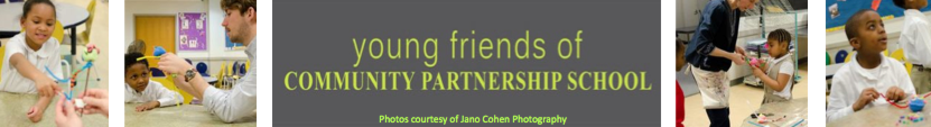 Young Friends of CPS Spring Semester Fundraising Team banner