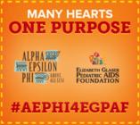 Alpha Epsilon Phi banner