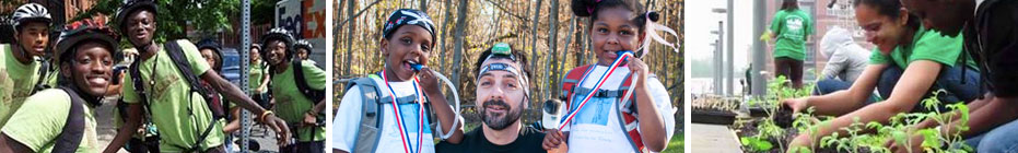May 3, 2014 —14th Annual 50 Mile Hike banner