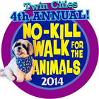 RSR No Kill Walk for the Animals 2014 banner