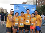 OrFA Running Team - 2014 banner