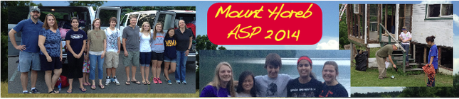 ASP Mission Trip June 2014 banner