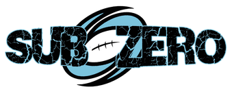 Sub Zero Women's Flag Football banner