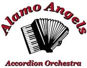 THE ALAMO ANGELS banner
