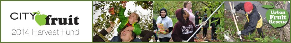 2014 Urban Fruit Rescue banner