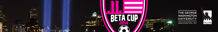 Beta Cup 2014 banner