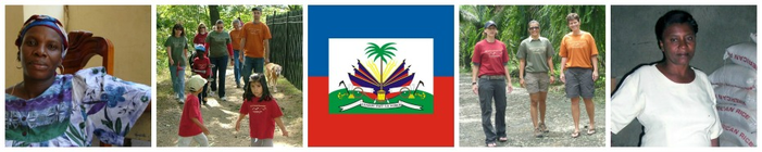 2014 Walk for Economic Empowerment - Team Haiti banner