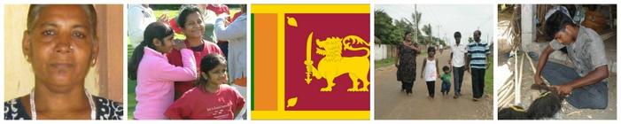 2014 Walk for Economic Empowerment - Team Sri Lanka banner