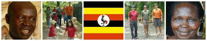 2014 Walk for Economic Empowerment - Team Uganda banner