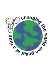 Changing the World One Pedal at a Time banner