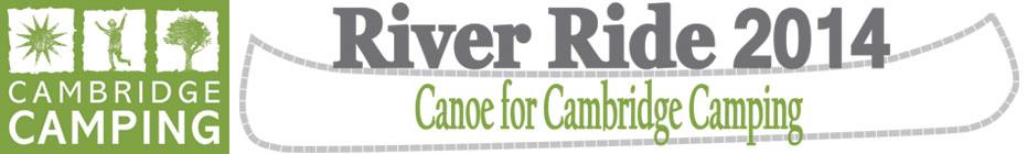 River Ride 2014 banner