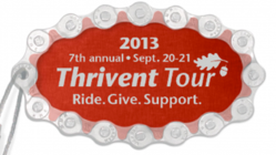 2014 Thrivent Tour banner