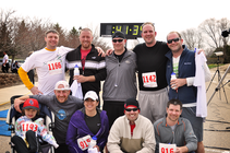 Friends of Alex Wenngatz Run the Bud Break 5k (2nd Annual) banner