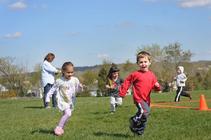 Preschool Jog-A-Thon 2014 banner