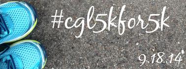 CGL 5K for $5K banner