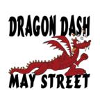 May Street Dragon Dash - 2014 banner