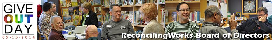 ReconcilingWorks Board of Directors banner