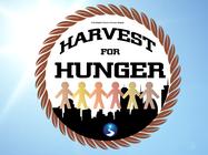 Harvest for Hunger Walk-A-Thon banner