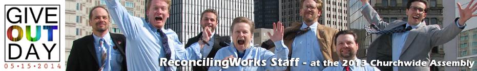 ReconcilingWorks Staff banner