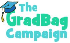 The 2014 GradBag Campaign banner