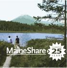 MaineShare's Hike and Bike to celebrate 25 years! banner