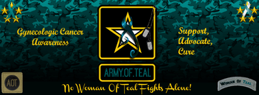 Army Of Teal banner